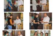 Нагородження почесними грамотами студентів коледжу