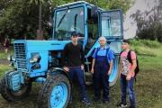Державна кваліфікаційна атестація студентів відділення механізації сільського господарства