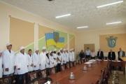 Державний комплексний екзамен випускних груп ветеринарного відділення