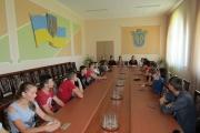 Організаційне засідання студентської ради