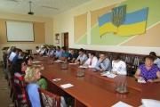 Нарада з кураторами та класними керівниками навчальних груп