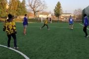 Змагання з футболу між мешканцями гуртожитків