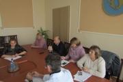 Нарада з кураторами та класними керівниками навчальних груп 13.11.18.