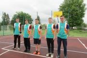Фінал змагання-заліку комплексної спартакіади з баскетболу