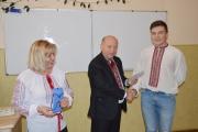 Нагородження учасників Всеукраїнського конкурсу