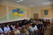 Засідання кураторів і класних керівників навчальних груп 10.10.2019