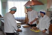 Лабораторно-практичне заняття «Приготування страв з м'яса та птиці»