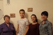 Виховна година «Свято Покрови та українського козацтва»