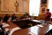 Чергове заняття «Школи молодого педагога» 12.01.18