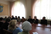 Спільне засідання адміністрації коледжу та циклової комісії загально-технічних дисциплін