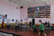 Призові місця у обласній спартакіаді з настільного тенісу