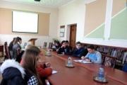 Чергове засідання стипендіальної комісії