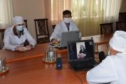 Захист виробничої переддипломної практики випускників ветеринарного відділення