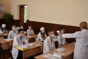 Контроль за  санітарно-епідеміологічним станом здоров'я студентів та педагогів
