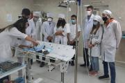 Практичне навчання майбутніх ветеринарних фахівців