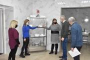 Атестація навчальних кабінетів, лабораторій на відділеннях ПТО та механізації сільського господарства