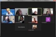 Онлайн нарада голів циклових комісій
