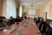 Чергове засідання студентської ради 15.04.2021