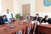 Засідання кураторів та класних керівників 11.10.2021
