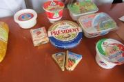 Лабораторне заняття « Органолептична оцінка сиру»