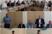 Засідання Ради директорів вищих навчальних закладів І-ІІ рівнів акредитації Івано-Франківської області