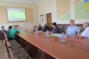 Засідання регіональної комісії конкурсу