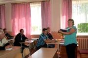 Організаційна нарада викладачів у відділенні ПТО