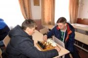 Змагання з шахів і шашків